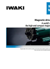 Model MD-F/MD-V - Compact Magnetic Drive Pumps Made of PVDF Datasheet
