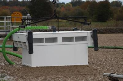DO2E - High Volume Floating Aerators/Mixers