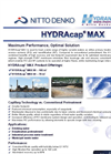 HYDRAcap - Model MAX - Superior Microfiltration Brochure