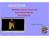 GeoTutor - Version V - Data Modeling Software Brochure