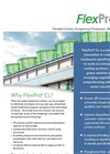 FlexPro - Model CL - Cooling Water Treatment System - Brochure