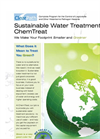 Sustainable Water Treatment Brochure