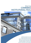 Water Treatment for Commercial & Institutional Facilities - Brochure
