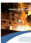Water Treatment for the Primary Metals Industry - Brochure