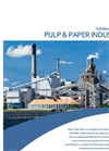 Solutions for the Pulp & Paper Industry - Brochure