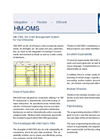 HM-OMS - Order Management Software - Brochure