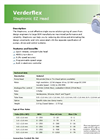 Steptronic EZ Head Peristaltic OEM Pumps - Datasheet