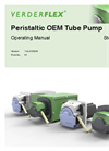 Steptronic - Model EZ - Peristaltic OEM Tube Pump Operating Manual