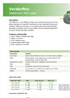 Steptronic - Model Mini-Load - Peristaltic OEM Pumps Datasheet