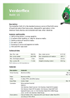 Verderflex - Model Rollit 15 - Hose Pumps - Metric Datasheet