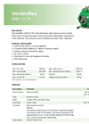 Verderflex - Model Rollit 15TP - Twin Hose Pumps Series - Metric Datasheet