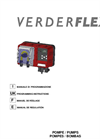 Verderflex  - Model VP2-PH - Peristaltic Tube Pump Manual