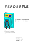 Model VP-PRO mA - Peristaltic Dosing Pump Manual