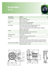 Verderflex - Model VF10 - Peristaltic Hose Pumps - Metric Datasheet