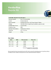 Verderflex - Model Rapide R6 - Peristaltic Industrial Hose and Tube Pumps Datasheet