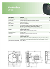 Verderflex - Model VF40 - Peristaltic Hose Pumps - Metric Datasheet
