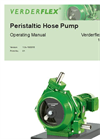 Verderflex - Model Rollit 15 - 35 P - Peristaltic Hose Pump - Operating Manual
