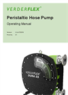 Verderflex - Model Dura 55 - Peristaltic Industrial Hose Pumps Manual