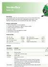 Verderflex Rollit 35 Hose Pump - Metric Datasheet