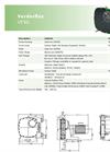 Verderflex VF50 Peristaltic Hose Pumps - Metric Datasheet