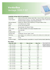 Vantage 3000 P EZ Cased Tube Pumps - Metric Datasheet
