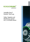 Verderflex Smart Peristaltic Tube Pumps - Manual