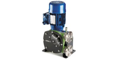 Verderflex - Model Dura 5 - Industrial Peristaltic Hose Pump and Tube Pump