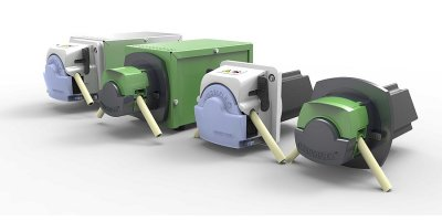 Verderflex - Model Steptronic - Peristaltic OEM Pumps
