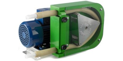 Verderflex - Model Rapide R12 - Peristaltic Industrial Hose and Tube Pumps