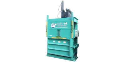 Enviro-Tek - Model ET-V63 - Mill Size Vertical Balers