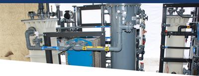 Klorigen™ - Model M-Series - On-Site Electrochemical Chlorine Systems