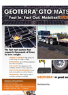 GeoTerra - Model GTO - Bolt Tight System - Brochure