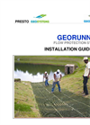 GeoRunner Flow Installation Guidelines - Brochure
