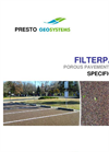 FilterPave Specification - Brochure (PDF 312 KB)
