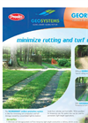 GEORUNNER® Surface Protection System Brochure (PDF 787 KB)
