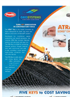 ATRA Key Geoweb Connection Device - Brochure