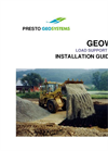 Geoweb Load Support Installation Guidelines