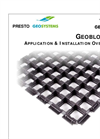 Geoblock2 Design & Installation Overview - Brochure