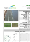 GeoRunner - Flow/Scour Protection Mats - Technical Specifications - Brochure