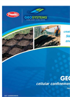 Geoweb - Cellular Confinement System Product - Catalogue