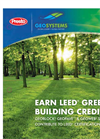 Porous Pavement Systems LEED Credits - Brochure