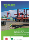 Load-Transfer Platforms of Geoweb - Stabilized Sand Placed Over CMC-Columns - Brochure