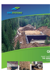 Geoweb - Smart Earth Solutions for the Mining Industry - Brochure