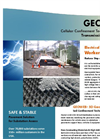 Geoweb - Cellular Confinement Technology for Transmission Facilities - Brochure