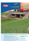 GeoRunner - Surface Flow Protection System - Brochure