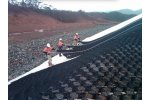 Presto Geoweb - Slope Protection System