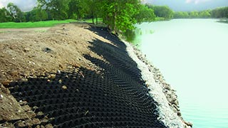 Geoweb - Shoreline Protection Systems