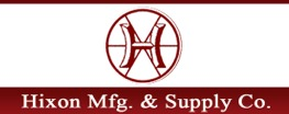 Hixon Mfg. & Supply Co.