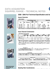 Squirrel - SQ2020 - Wi-Fi Series Data Logger – Technical Note