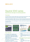 Squirrel - SQ2040 Series - Data Loggers – Datasheet